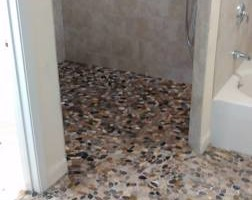 Photo #10: Crescent tile - full bath and kitchen renovation