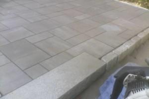 Photo #4: Patios, walkways, Stone walls, Cobblestone. Shep Hardscape Services