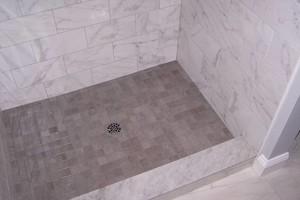 Photo #5: TILING- FLOORS- WALLS-SHOWERS-BACKSPLASH