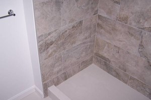 Photo #3: TILING- FLOORS- WALLS-SHOWERS-BACKSPLASH