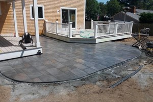 Photo #8: Stone world Landscaping. Good quality work!