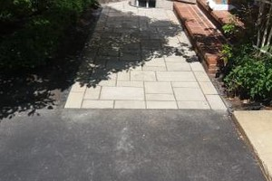 Photo #6: Stone world Landscaping. Good quality work!