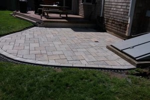 Photo #5: Stone world Landscaping. Good quality work!