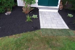 Photo #4: Stone world Landscaping. Good quality work!