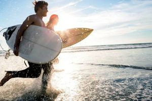 Photo #1: Surfing Lessons & SUP or Stand Up Paddleboard Rentals