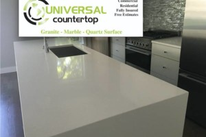 Photo #1: UNIVERSAL STONE COUNTERTOPS