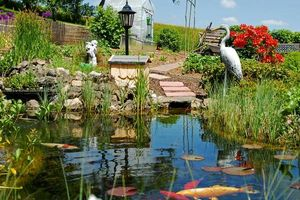Photo #14: Unique Yardscapes Koi Ponds and Stonework