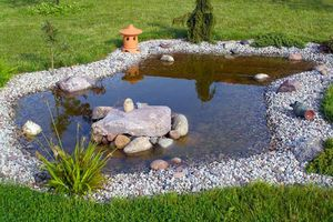 Photo #13: Unique Yardscapes Koi Ponds and Stonework