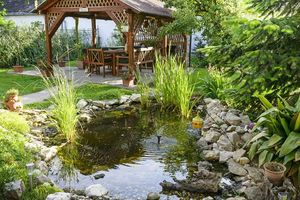 Photo #10: Unique Yardscapes Koi Ponds and Stonework