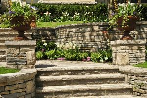 Photo #6: Unique Yardscapes Koi Ponds and Stonework