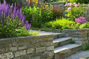 Photo #3: Unique Yardscapes Koi Ponds and Stonework