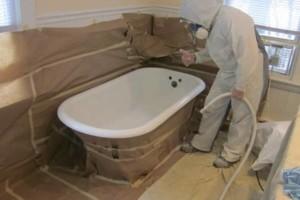 Photo #15: Bathtub Refinishing, New England Reglaze
