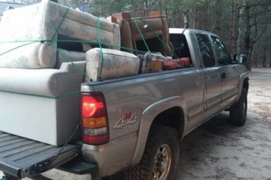 Photo #1: CAPE COD AFFORDABLE HAULING. Dump -Runs $125/ Clean-Outs