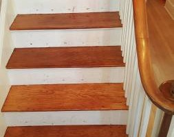 Photo #3: Millennium flooring - HARDWOOD FLOOR SANDING, REFINISH, INSTALL