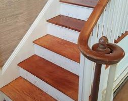 Photo #2: Millennium flooring - HARDWOOD FLOOR SANDING, REFINISH, INSTALL
