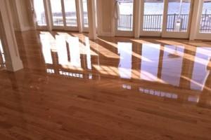 Photo #1: Millennium flooring - HARDWOOD FLOOR SANDING, REFINISH, INSTALL