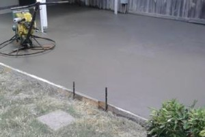 Photo #8: CUSTOM CONCRETE. 35+ YEARS EXPERIENCE