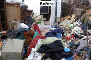 Photo #2: J&Tservices. Trash haul off $30&up. BBB accredited