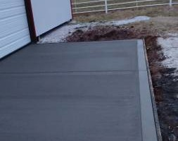 Photo #18: FARM & HOME CONCRETE CONST.! Experienced Crew !