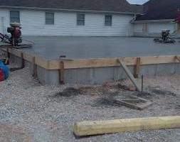Photo #13: FARM & HOME CONCRETE CONST.! Experienced Crew !