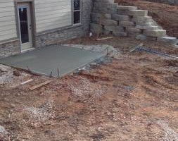 Photo #10: FARM & HOME CONCRETE CONST.! Experienced Crew !