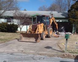 Photo #4: FARM & HOME CONCRETE CONST.! Experienced Crew !