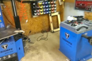 Photo #8: Tom's Auto Repair and Discount Tire. Mechanical Services