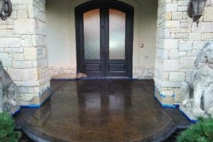 Photo #22: Concrete Staining, Epoxy Flooring, and Pool Deck Resurfacing