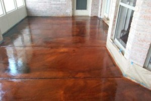 Photo #12: Concrete Staining, Epoxy Flooring, and Pool Deck Resurfacing