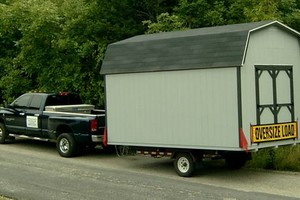 Photo #1: Best Storage Shed Moving Service