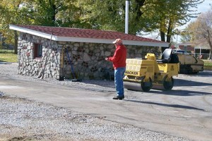 Photo #8: Bailey's Asphalt Paving & Seal Coating