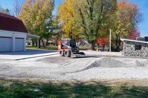 Photo #7: Bailey's Asphalt Paving & Seal Coating