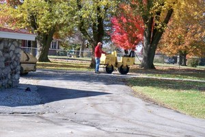 Photo #5: Bailey's Asphalt Paving & Seal Coating