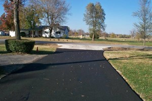 Photo #4: Bailey's Asphalt Paving & Seal Coating
