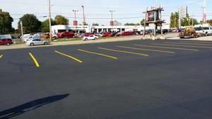 Photo #3: Asphalt Driveways to Parking Lots