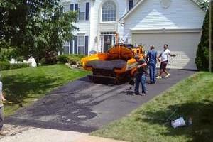 Photo #2: Asphalt Driveways to Parking Lots