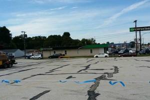 Photo #1: Asphalt Driveways to Parking Lots
