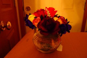 Photo #2: Wooden Roses (Lifelike)