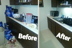 Photo #8: AFFORDABLE House Cleaning. No job to small!