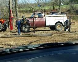 Photo #1: Skid steer and mini excavator services