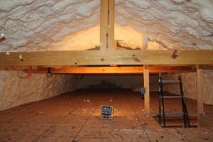 Photo #5: Polyurethane Spray Foam Insulation - Comfort Zone
