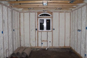 Photo #2: Polyurethane Spray Foam Insulation - Comfort Zone