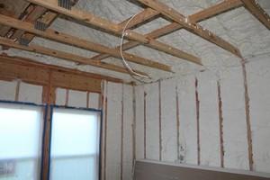 Photo #1: Polyurethane Spray Foam Insulation - Comfort Zone