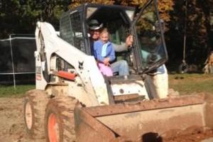 Photo #3: Skid Steer and Dump Truck work