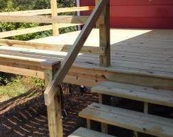 Photo #1: Decks, Fences, Home repair, Handyman