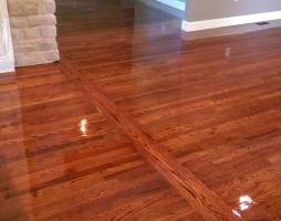 Photo #4: Sand/Refinish/Repair Your Old Floors! Signature Wood Floors