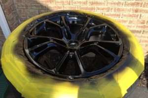 Photo #3: Auto Reconditioning Center. Wheel Repair