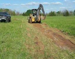 Photo #7: Urban Homes - Backhoe & Dump Truck excavation work