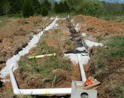 Photo #5: Urban Homes - Backhoe & Dump Truck excavation work