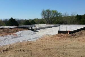Photo #2: Urban Homes - Backhoe & Dump Truck excavation work